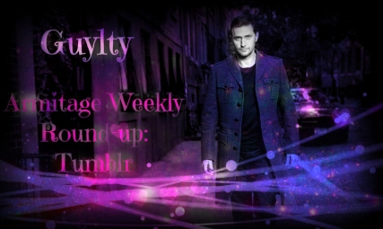 Guylty armitage weekly round-uppink tumblr