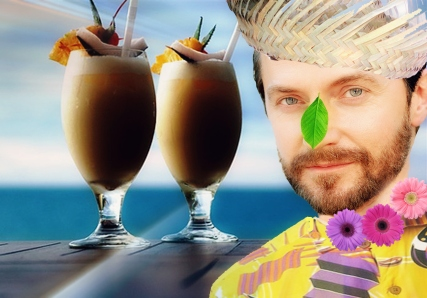 pina colada Richard armitage1
