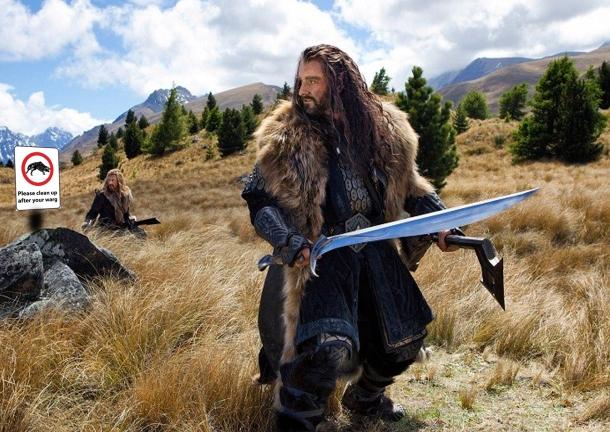 Warg Thorin