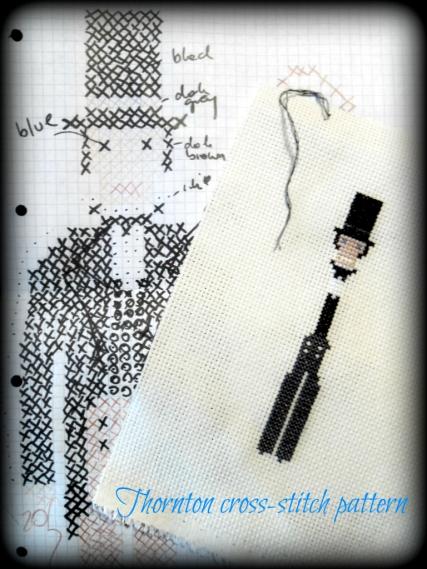 John Thornton cross-stitch patter 1