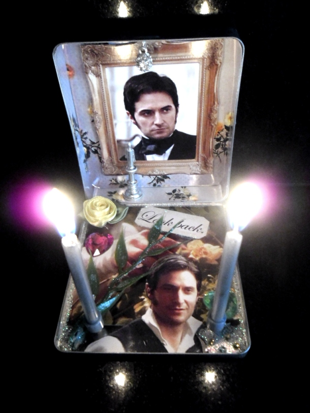 John Thornton Pocket shrine