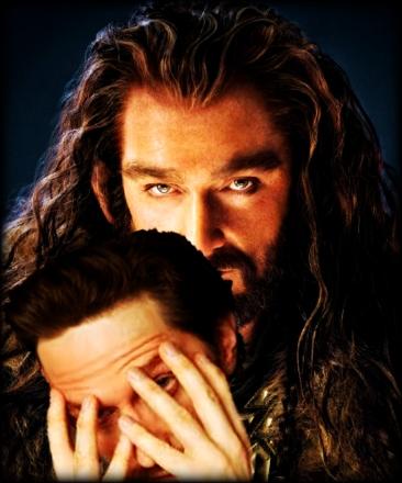 Thorin Richard Armitage mask