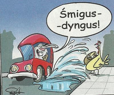 dyngus