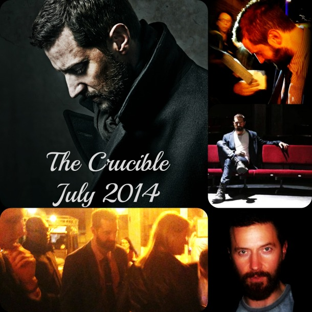 The Crucible Collage